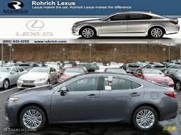 2013 lexus es 350 colors 2013 nebula gray pearl lexus es 350 77270487 gtcarlot com car