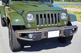 bronze jeep 2016 jeep wrangler unlimited 75th anniversary edition road test