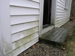 Cleaning Concrete Patio Mold Dover Projects Cleaning Algae Mildew And Mold With A Pressure Washer