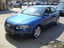 audi a4 07 2007 blue pearl effect audi a4 2 0t quattro sedan 7065939