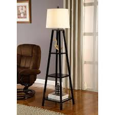 Threshold Floor Lamp Wooden Floor Lamps With Shelves Home Decorations Fashionable