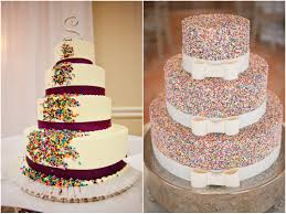 Wedding Cake No Icing Wedding Cakes All The Different Types Budget Or Elaborate