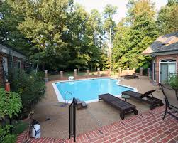 Diy Backyard Pool by Backyard With Pool And Garden Backyard Pool Diy Home