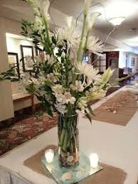 flower arrangement pictures with theme kreations by kendall beach themed floral arrangement