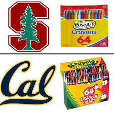 Stanford Memes - the cal vs stanford rivalry told through memes