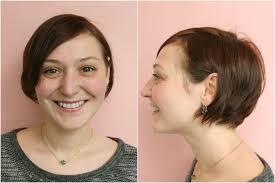 women hair cuts behind ears 5 women try 2016 s biggest haircut trends 2016 hair trends