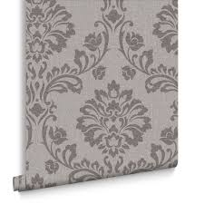 damask wallpaper wallpaper modern design