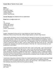 cover letter teacher example application letter teacher teacher