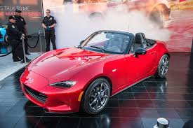 mazda convertible 2015 2016 mazda mx 5 miata live photos check it out here sports cars