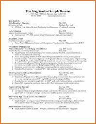 Teacher Resume Objective Examples by College Resume Objective Examples How To Write A Good Objective