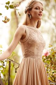 wedding dress colors bhldn 2015 wedding dresses caign shoot wedding inspirasi