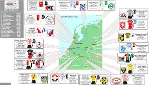 Map Of Holland Netherlands Billsportsmaps Com