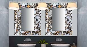 Bathroom Mirror Decorating Ideas Fresh Mirror Decoration Ideas Inside Bathroom Mirror 8079