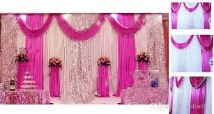 Cheap Draping Material Online Get Cheap Draping Fabric Pink Wedding Aliexpress Com