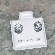 sterling silver earrings sensitive ears silver hypoallergenic earrings for sensitive ears jewelryland