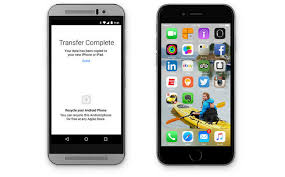 how to transfer apps from android to android move to ios app syncios best alternative to move to ios app