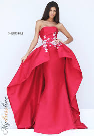 sherri hill 50685 long evening dress lowest price guarantee new