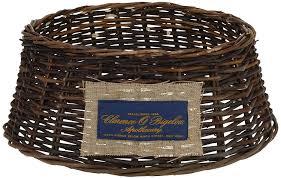 willow basket tree cover tree skirt tree