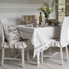 how to cover a chair how to make a chair cover craft ideal home