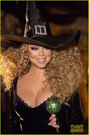 cowboy hat halloween mariah carey celebrates halloween with her superhero kids photo