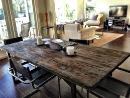 stunning dining room tables restoration hardware gallery