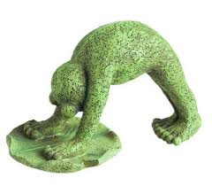 beautiful frogs meditating frog statues for decoration