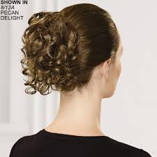 Bun Extension Hair Piece by Hairpieces U0026 Clip Ons Paula Young