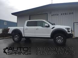 Ford Raptor Truck - 2017 2018 ford f 150 raptor svt 2 u2033 front leveling kit u2013 auto