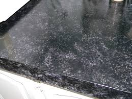 Paint Your Kitchen Countertops Kitchen Painted Faux Granite Counter Top My Mobile Home Makeover