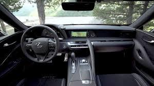 lexus lc 500 awd 2018 lexus lc 500 interior eu spec youtube