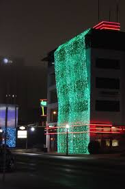 automobile alley christmas lights tabulous design lighting up okc automobile alley o k l a h o m a