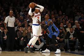 Carmelo Anthony Bench Press New York Knicks Better Off Without Carmelo Anthony