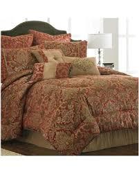 Jacquard Bed Set Savings Are Here 60 Laurel Hill 7 Pc Jacquard