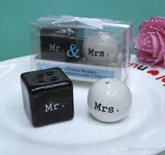 wholesale wedding favors wholesale wedding favors and gifts mr mrs ceramic salt and