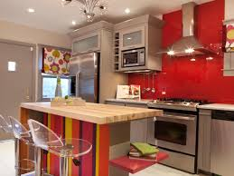 Butter Yellow Kitchen Cabinets Kitchen Yellow Chevron Barstools Kitchen With Bright Yellow Oven