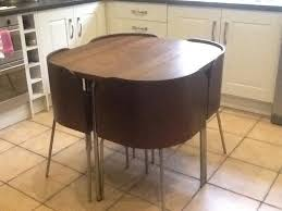 best of space saving kitchen table and chairs and space saving