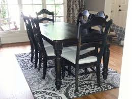 Chalk Paint Table And Chairs Oak Dining Room Set Makeover Hometalk