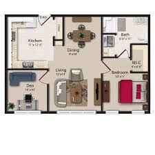 floor plans senior apartments and cottages orono me