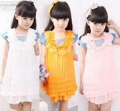 2013 new arrivals girls summer lace dresses yellow sunflower kids