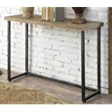 convenience concepts savannah console table amazon com convenience concepts savannah collection chairside table