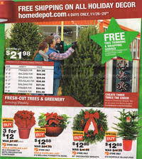 black friday deals online home depot home depot black friday 2015 ad scan