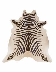decoration zebra print rug zebra pottery barn rugs nuloom earth