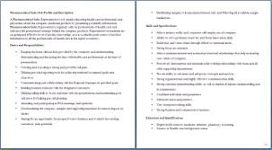 sample resume for pharmacy technician pharmacy assistant duties resume free resume example and writing duties of a pharmacy technician duties of a pharmacy technician sample