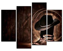 Home Decor Paintings For Sale Compare Prices On Cowboy Paintings Online Shopping Buy Low Price