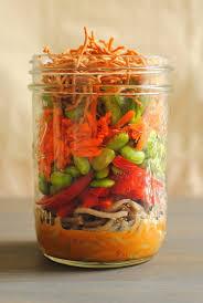 mason jar meals 27 healthy mason jar salads breakfasts u0026 more