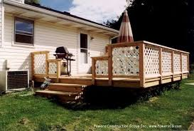 Deck Handrail 20 Creative Deck Railing Ideas For Inspiration Hative