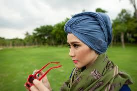 tutorial hijab paris zaskia tutorial hijab paris segi empat by zaskia adya mecca youtube