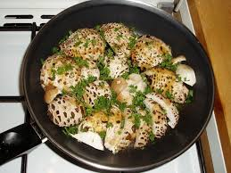cuisiner des coulemelles recettes d automne par monts et par mots