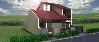 Small House With Loft Looks Nice Small House With Loft House Roof Design Two Story Brown