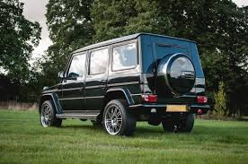 used 1996 mercedes benz g class g300 lwb for sale in west midlands
